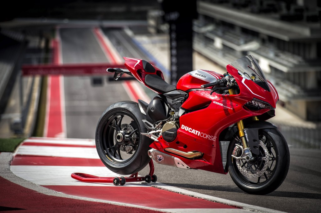 101-1199 Panigale R 020 Ducati Performance