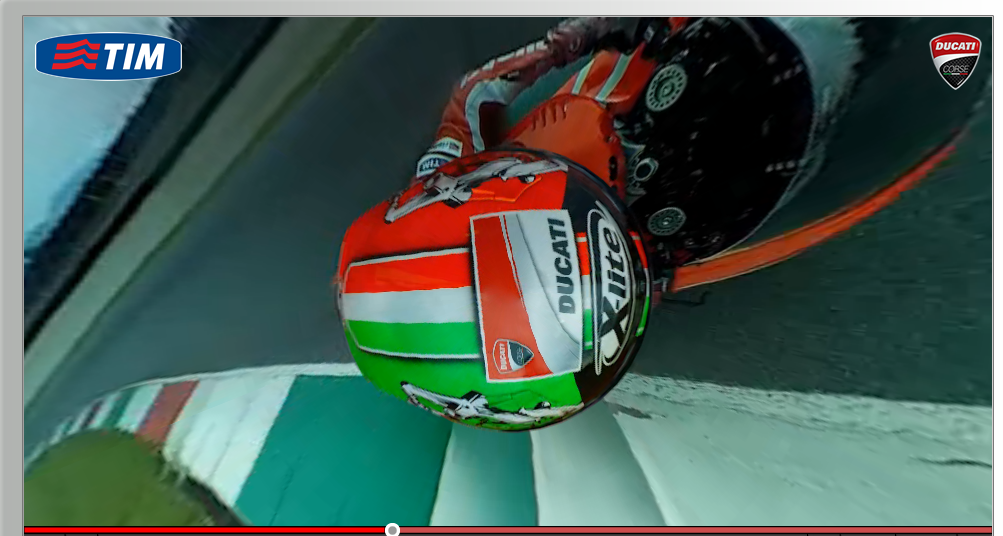 Game Technology comes to the Ducati Garage