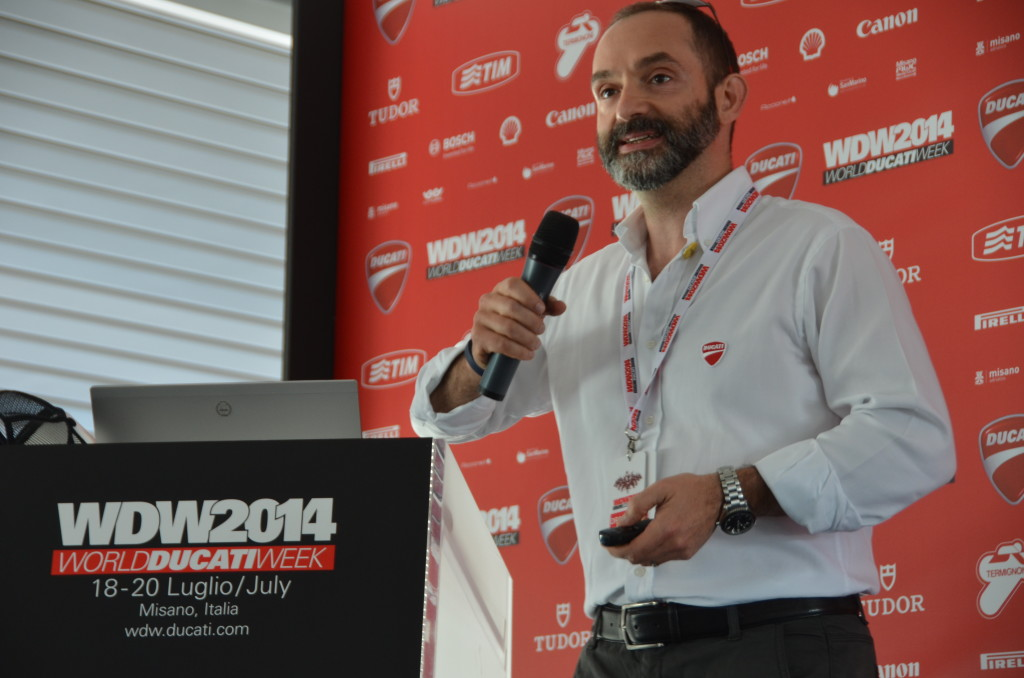 Outgoing Cristiano Silei leaves Ducati North America without an official Director